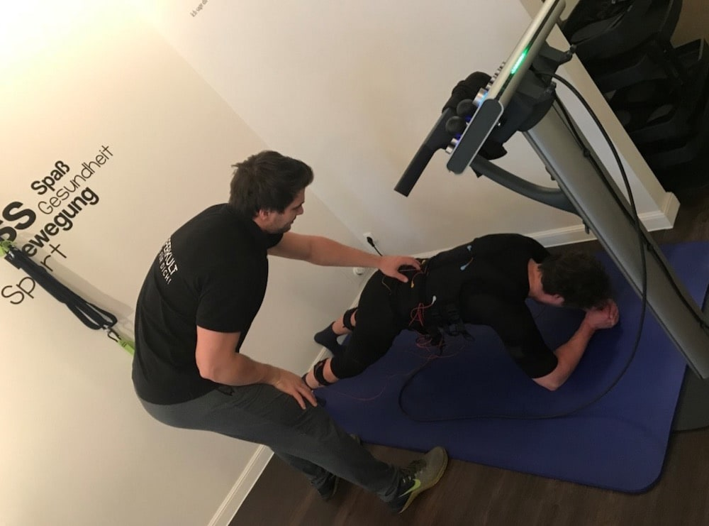 EMS-Training bei Körperkult - Erfolgsberichte