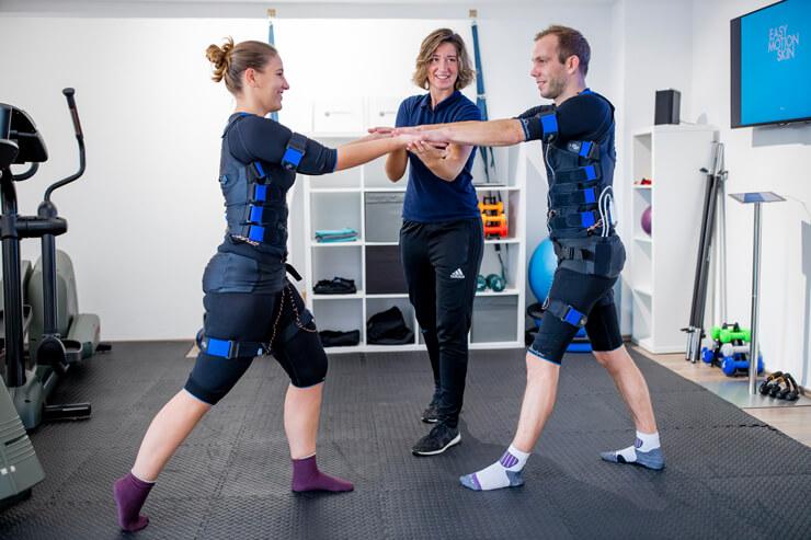EMS-Training bei Körperkult - Über uns