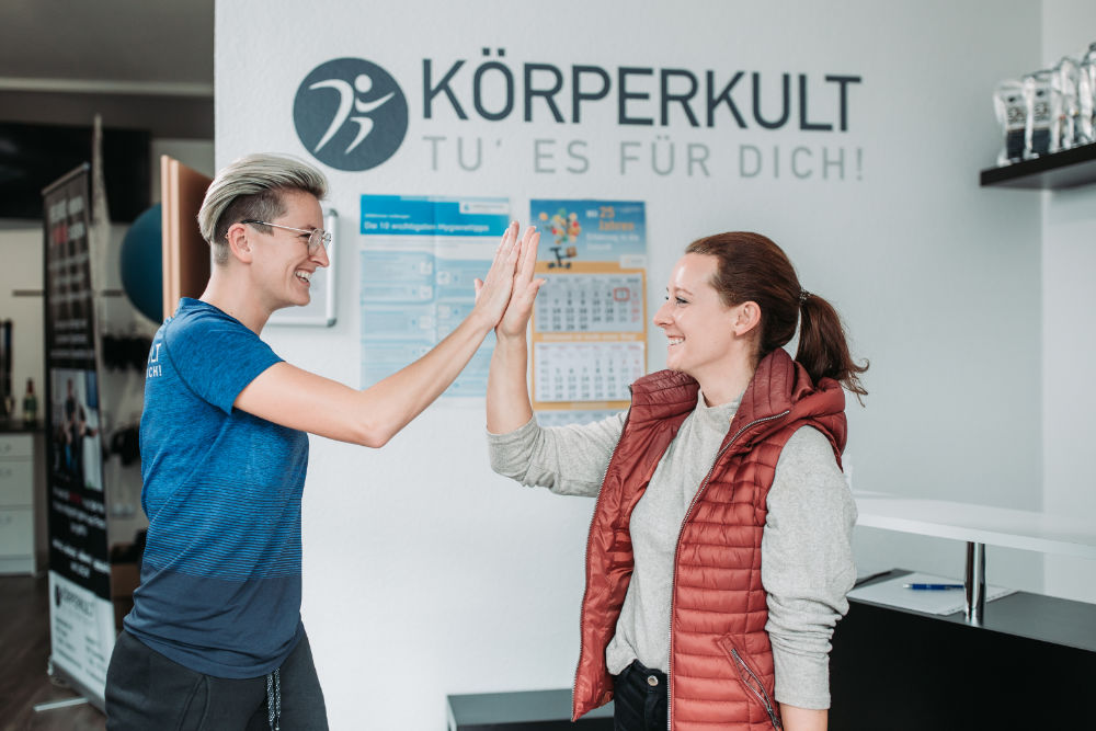 Körperkult - EMS Training