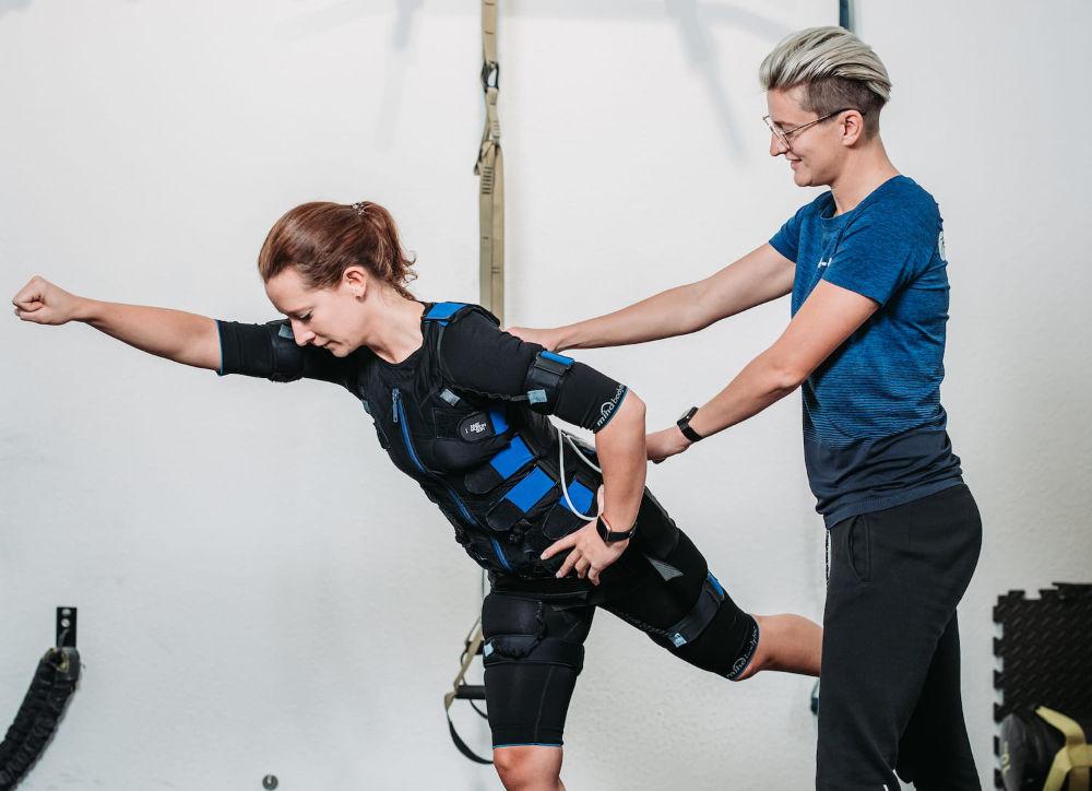 Körperkult - EMS Training